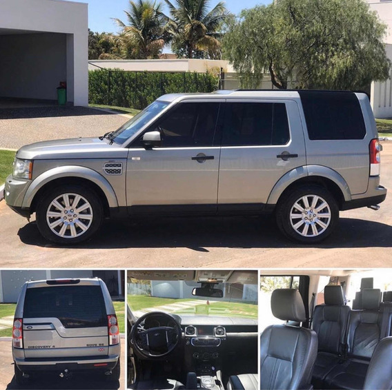 Land Rover Discovery 4 Se 4x4 3.0 Tdv6