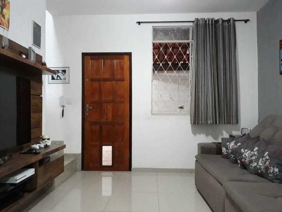 Casa Geminada Com 2 Quartos Para Comprar No Planalto Em Belo Horizonte/mg - Dl2130