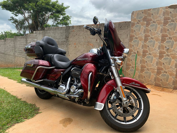 Moto Harley Davidson Ultra Limited