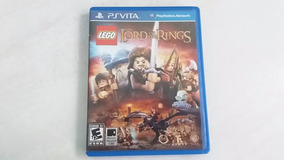 Lego - The Lord Of The Rings - Ps Vita - Original