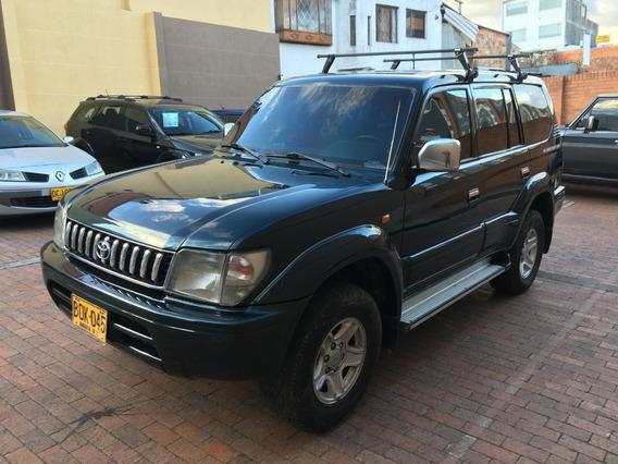Prado Vx 3.400 Gasolina Blindaje 2 Plus