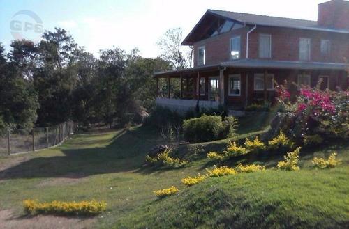 Chácara Com 3 Quartos, 20000 M² - Jardim Dos Laranjais - Indaiatuba/sp - Ch0636