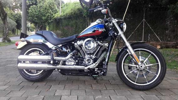 Harley-davidson Low Rider 1745cc Ganga Y Oportunidad