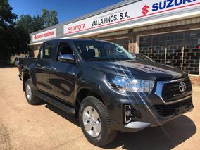 Toyota Hilux Srv 2.8 Ok 2019, U$s 43.434 Precio Leasing,