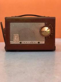 Rádio Antigo Philco Valvulado .