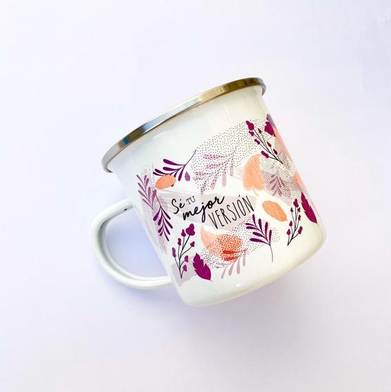 Taza Vintage + Bolsita Reutilizable ! Diseño Exclusivo