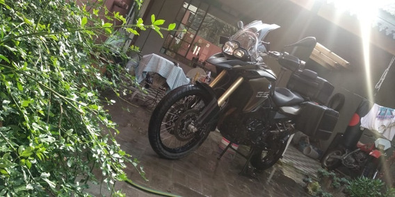 Bmw Gs 800 Impecable 6000 Km