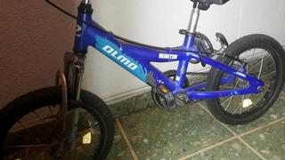 Bicicleta Rodado 16 Bmx Olmo Varon