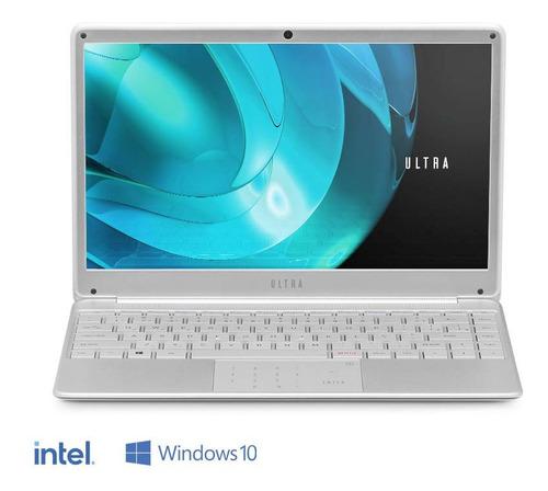 Imagem 1 de 9 de Notebook Ultra Multilaser Ub421 Tela 14.1 Polegadas 4gb Ram,