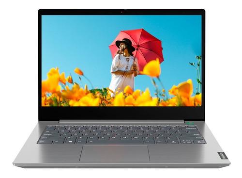 Imagen 1 de 8 de Portátil Lenovo Thinkbook Core I3 10ma 4gb 1tb 14 Windows 10