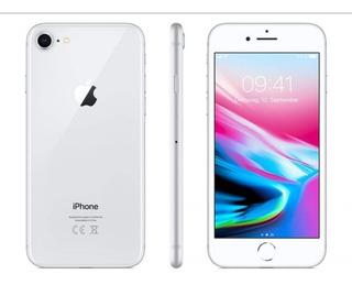 iPhone 8 64 Gigas Lte 4g Wifi Libre Igual A Nuevo !!