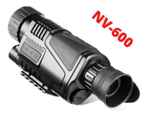 Imagem 1 de 9 de Visão Noturna Nv600 Câmera Digital Infravermelha 200 Metros
