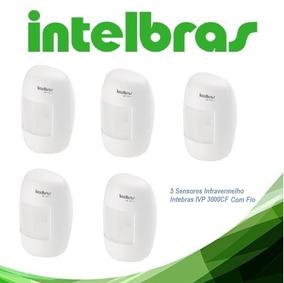 Sensor Infravermelho Para Central De Alarmes