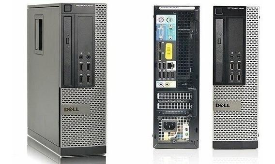 Computador Dell Optiplex 7010 Sff Intel I5 500gb 4gb Ram
