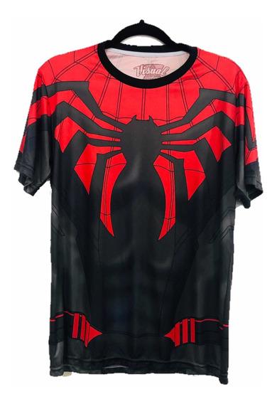 Camisa Uniforme Spider-man Superior