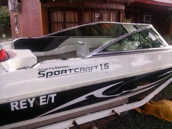 Lancha Sportcaft 1.6