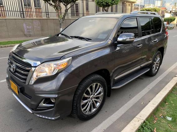 Toyota Prado Tx Blindaje 2 Plus 2014 Diesel 3.0 Aut 4x4 F.e