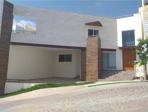 Casa En Renta Fraccionamiento El Roble