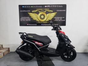 Yamaha Bws 125 Mod 2014 Papeles Nuevos Traspaso Incluido