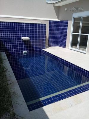 Casa Residencial À Venda, Jardim Residencial Dona Lucilla, Indaiatuba. - Ca0834