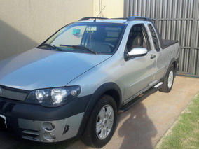 Fiat Strada 1.8 Original Adventure Ce Flex 2p 2007