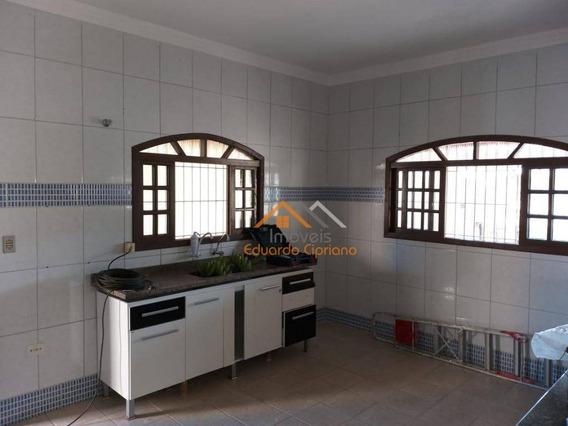 Casa Com 2 Dormitórios À Venda, 200 M² Por R$ 420.000,00 - Pontal De Santa Marina - Caraguatatuba/sp - Ca0422