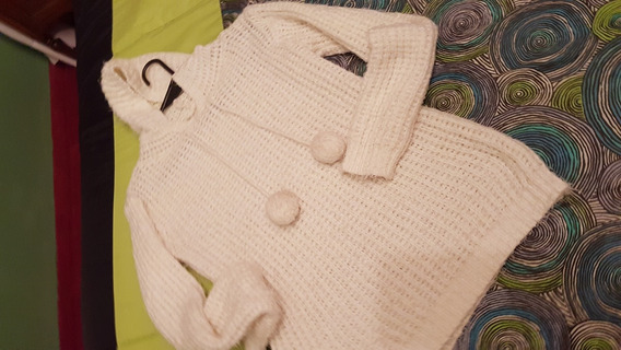 Sweter Con Capucha T S