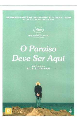 Dvd O Paraiso Deve Ser Aqui - Imovision - Bonellihq Q20