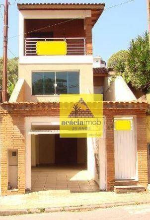 Imagem 1 de 19 de Sobrado Com 3 Dormitórios À Venda, 250 M² Por R$ 950.000,00 - Vila Comercial - São Paulo/sp - So2276
