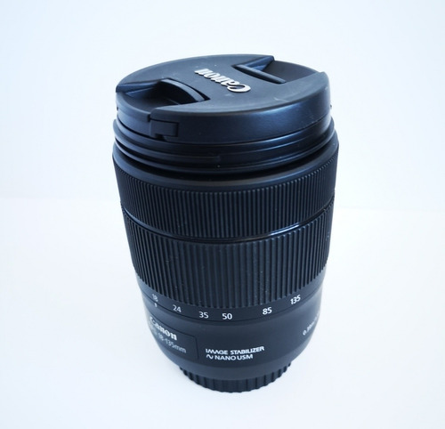 Canon Ef-s 18-135mm Is Nano Usm