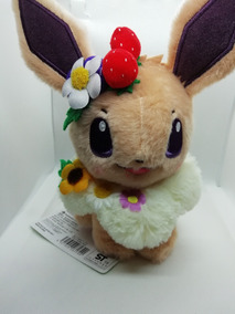Peluche Eevee Easter Garden Party