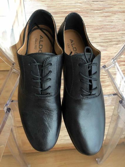 Zapatos Aldo Hombre Cuero