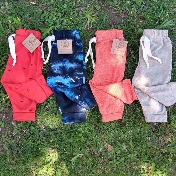 Pantalón Babucha 10 Unidades Con 10 Baberos Bandanas