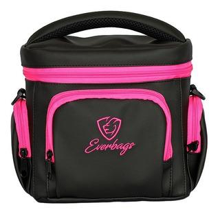Bolsa Térmica Fitness Feminina Academia Everbags Lancheira