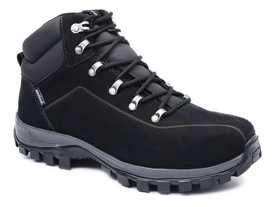 Bota Adventure Cano Alto Macboot Granada 02 Preto