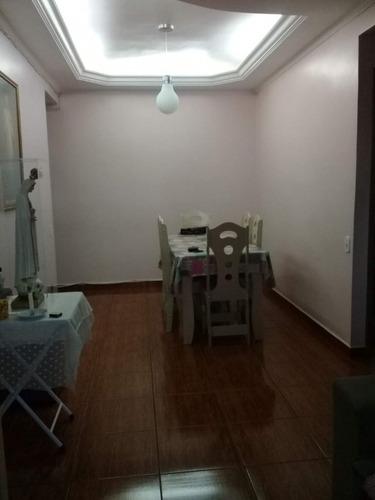 Imagem 1 de 9 de Apartamento 2 Quartos Osasco - Sp - Santo Antônio - 0615