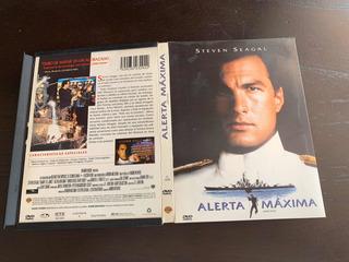 Dvd Alerta Maxima Steven Seagal Original