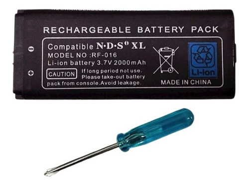 Bateria Pila Recargable Nintendo Dsi Xl