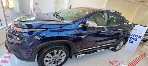 Fiat Toro Ranch 2.0 Promo Junio 2021 Unidad Real Fisica 0k C