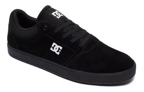 Tênis Dc Shoes Crisis Tx La Preto/black