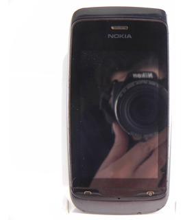 Nokia Asha 308 Dual Chip Bluetooth Rádio Mp3