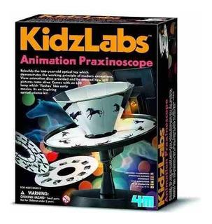 Kidz Labs - Animation Praxinoscope Soundgroup Palermo.