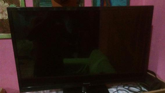 Tv Panasonic 32 Polegadas.Obs: Pr Retirada De Peças.