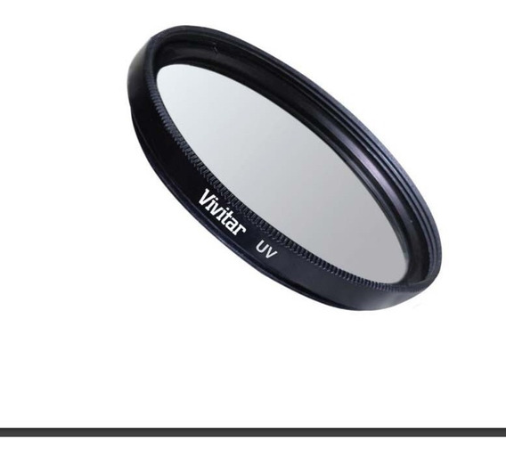 Set 2 Filtro Uv Vivitar 58mm