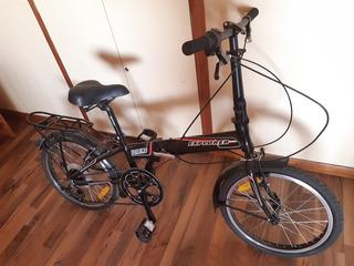 Bicicleta Rebatible