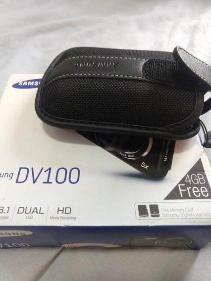 Câmera Digital Dv100 Samsung 16.1 Megapixels
