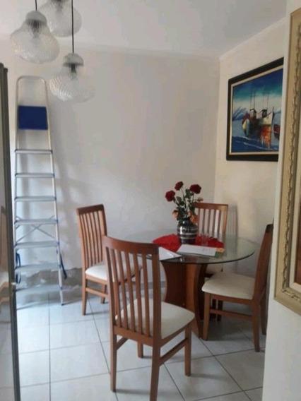 Casa Em Aviação, Praia Grande/sp De 50m² 1 Quartos À Venda Por R$ 134.900,00 - Ca279520