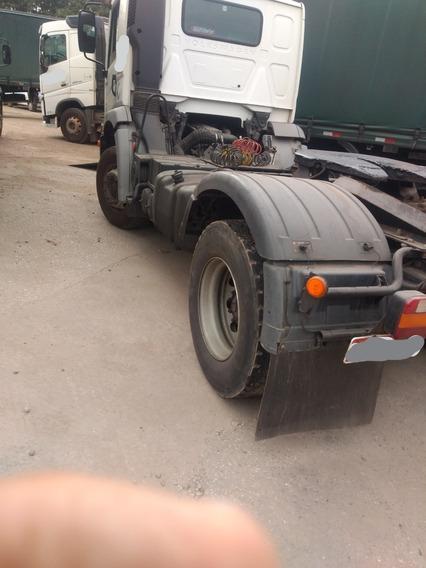 Vw 17250 Cavalo 4x2 2010 02 Unid. Fazer Rep. Valor 155.000