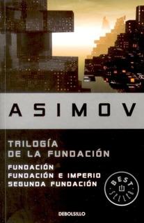 Trilogía De La Fundacion - Asimov - Debolsillo