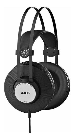 Fone de ouvido AKG K72 black